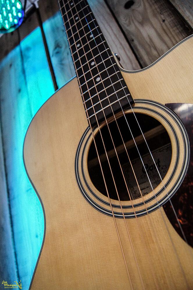 Achat instrument de musique Valence de type guitare