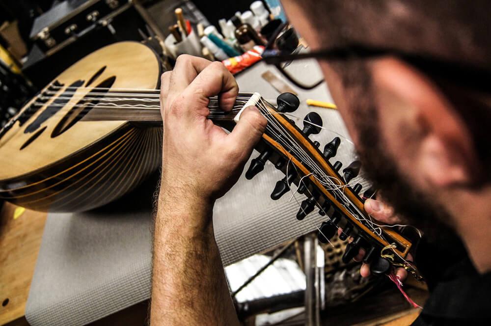 Réparation instrument Vienne Guitare