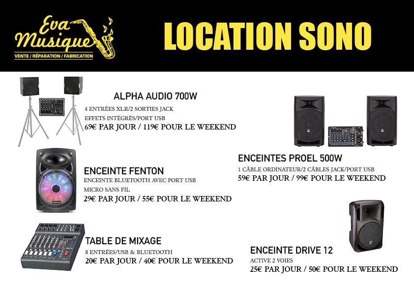 Location-SONO